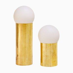 Paar Astre Lampen von Pia Chevalier