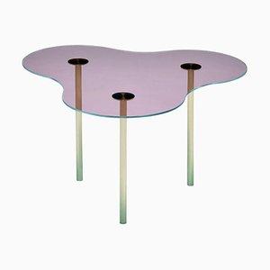Couchtisch aus Glas '' Camo '', Sebastian Scherer
