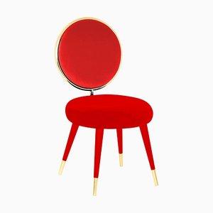 Marshmallow Graceful Dining Chair, Royal Stranger