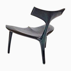 Art Whale Chair MS82 Handgefertigt von Morten Stenbaek