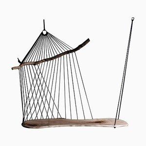 Skulpturale Doppelsitz Floating Divan von Chiel Kuijl