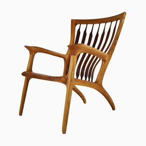 MS80 Sessel von Morten Stenbaek handgefertigt und gestaltet