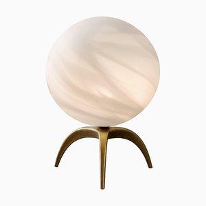 Jupiter Tischlampe aus mundgeblasenem Glas, Ludovic Clément d'Armont