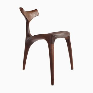 Triplex MS22 Dining Room Chair Handcrafted and Designed by Morten Stenbaek