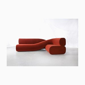 Sofa ''Twist'', Nina Edwards Anker