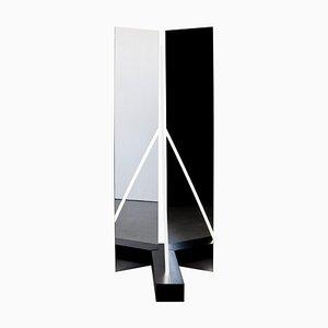 Sculptural Enlightened Mirror, Maximilian Michaelis