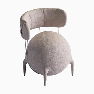 Lympho Contemporary Lounge Chair von Taras Zheltyshev