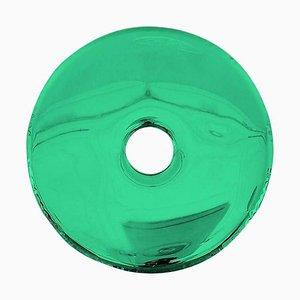 Rondo 120 Emerald, Original Decorative Mirror, Zieta