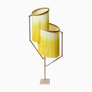 Lampada da tavolo Charme gialla, Sander Bottinga