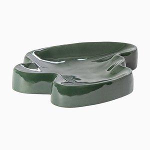 Kleine Lake Bowl 5402EM in Smaragd von Ferréol Babin für Pulpo