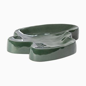 Small Lake Bowl 5402EM in Emerald by Ferréol Babin for Pulpo