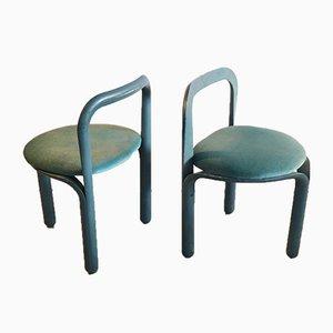 Modell Samt 320 Stühle von Geoffrey Harcourt für Artifort, 1970er, 2er Set