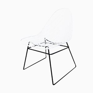 Wire Lounge Chair by Cees Braakman for Pastoe