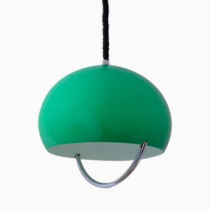 Space Age Pendant Lamp by Harvey Guzzini for Meblo, 1960s
