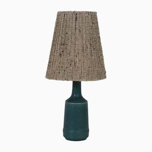 Mid-Century Danish Ceramic Table Lamp from Desiree Stentoj