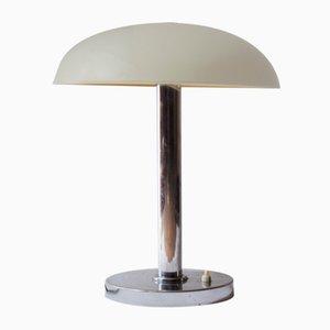 Lampada da tavolo Bauhaus a fungo, anni '30