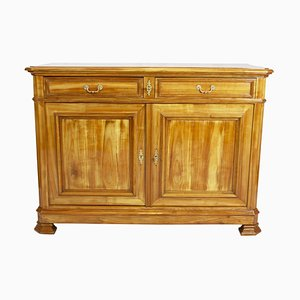 Antique Biedermeier Cherrywood Sideboard