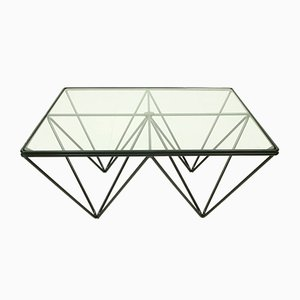 Geometric Coffee Table, 1970s