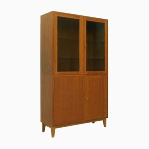 German Teak and Glass Model T 2/16 Buffet from Strato, 1960s
