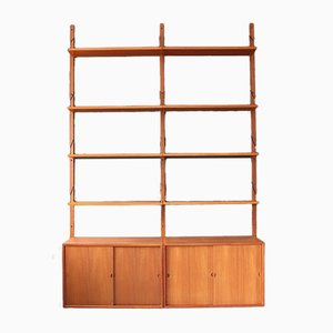 Mid-Century Teak Royal Shelf System by Poul Cadovius for Cado, 1960s
