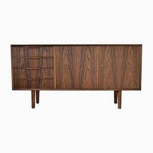 Danish Rosewood Sideboard by Erling Torvits for Klim Møbelfabrik, 1960s
