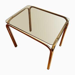 Mid-Century Golden Table, 1970s