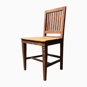 19th Century Swedish Kitchen Chair