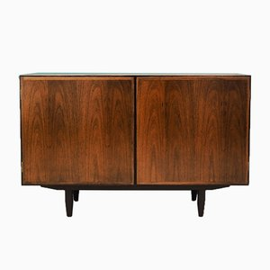 Mid-Century Danish Rosewood Cabinet from Omann Jun, 1960s