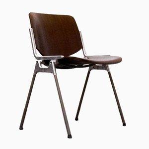 Chaise de Salon Empilable Modèle DSC 106 par Giancarlo Piretti pour Castelli / Anonima Castelli, Italie, 1960s
