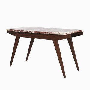 Mid-Century Rosewood Coffee Table, 1960s