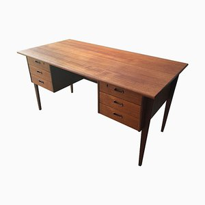 Vintage Danish Teak Desk from Farstrup Møbler, 1960s
