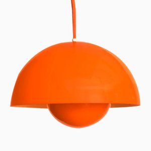 Flowerpot Lamp by Verner Panton for Louis Poulsen, 1960s