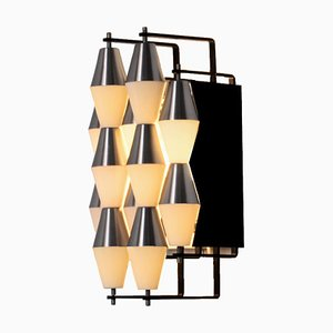 Model 1655 Ludiek Wall Sconce from Raak, 1970s