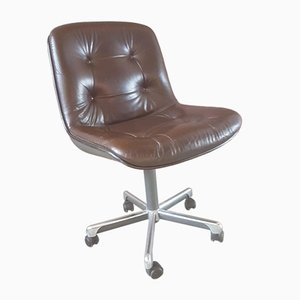Vintage Swivel Desk Chair, 1960s