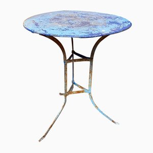 Small Metal Table, 1960s