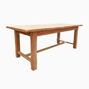 Eichenholz Farmhaus Tisch, 1960er