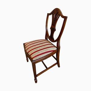 Antike Hepplewhite Stühle, 6er Set