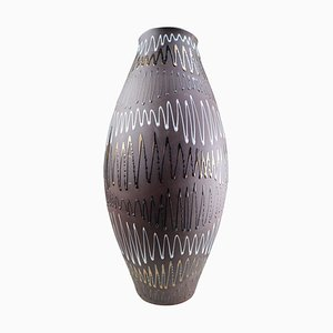 Grand Vase Mid-Century Moderne en Céramique, Autriche, 1960s