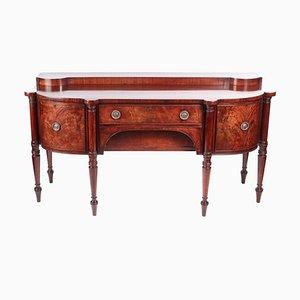 Antique George III Mahogany Sideboard