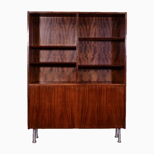 Mid-Century Danish Rosewood Shelving Unit Bookcase, 1960s