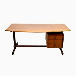 Italian Writing Desk, 1970s