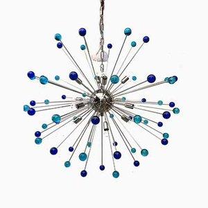 Lustre Sputnik avec Verre Murano de Italian Light Design