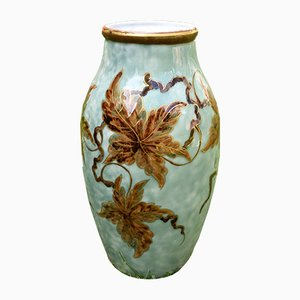 Large Porcelain Vase by Camille Tharaud for Limoges, 1930s