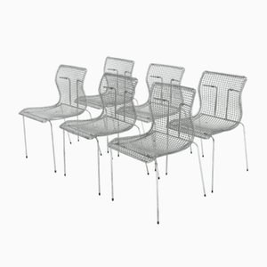 Dining Chairs by Niall O'Flynn for 't Spectrum, 1997, Set of 6