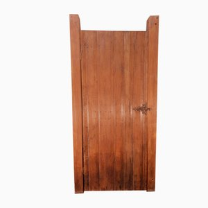 Antique Oak Door