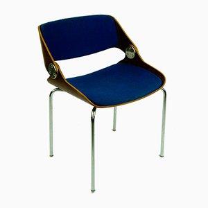 Chaise en Contreplaqué par Eugen Schmidt pour Soloform, Allemagne, 1960s