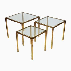 Nesting Tables by Thibier Robert for Thibier, 1970s