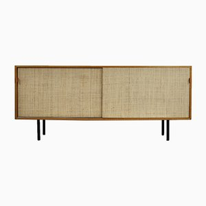 Mid-Century Model 116 Sideboard by Florence Knoll Bassett for Knoll Inc. / Knoll International