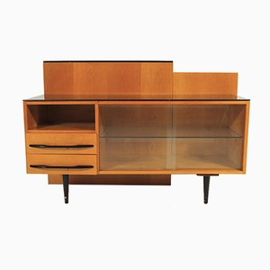 Vintage Cupboard by Jindřich Halabala from UP Zavody, 1950s