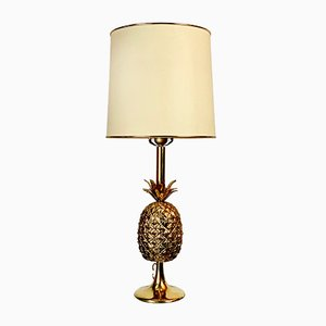 Vintage Regency Style Pineapple Table Lamp from Regina, 1970s